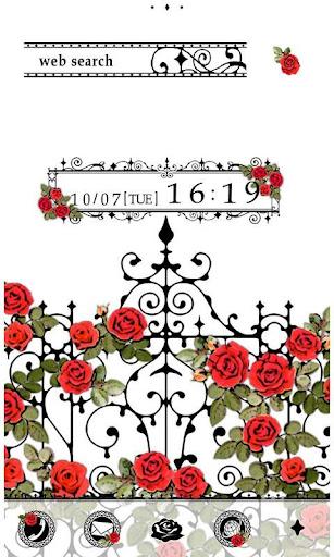 高贵的玫瑰 for[+]HOME