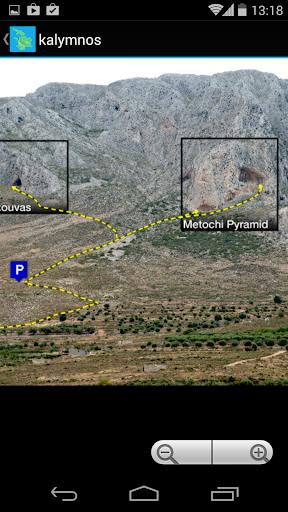 Kalymnos Rock Climbing Topo для планшетов на Android