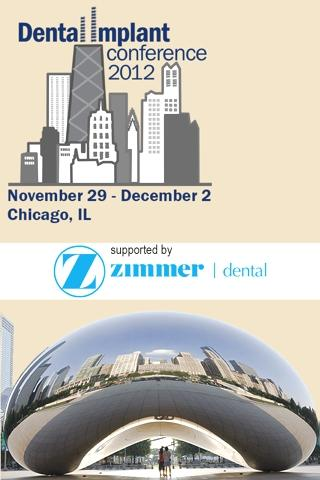2012 Dental Implant Conference- screenshot