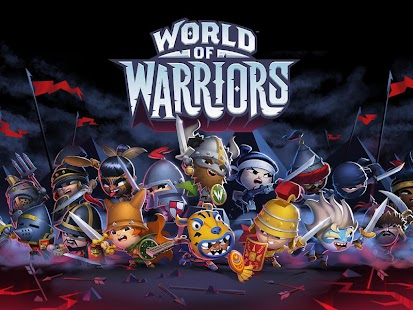 World of Warriors Imagen do Jogo