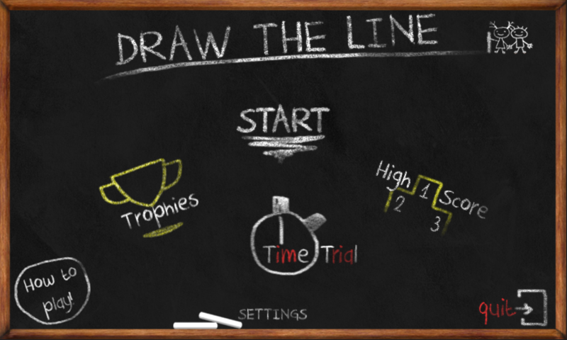 Draw The Line! - screenshot