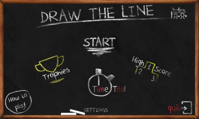 Draw The Line! - screenshot