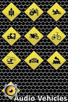 Screenshot of Audio Vehicles Lite