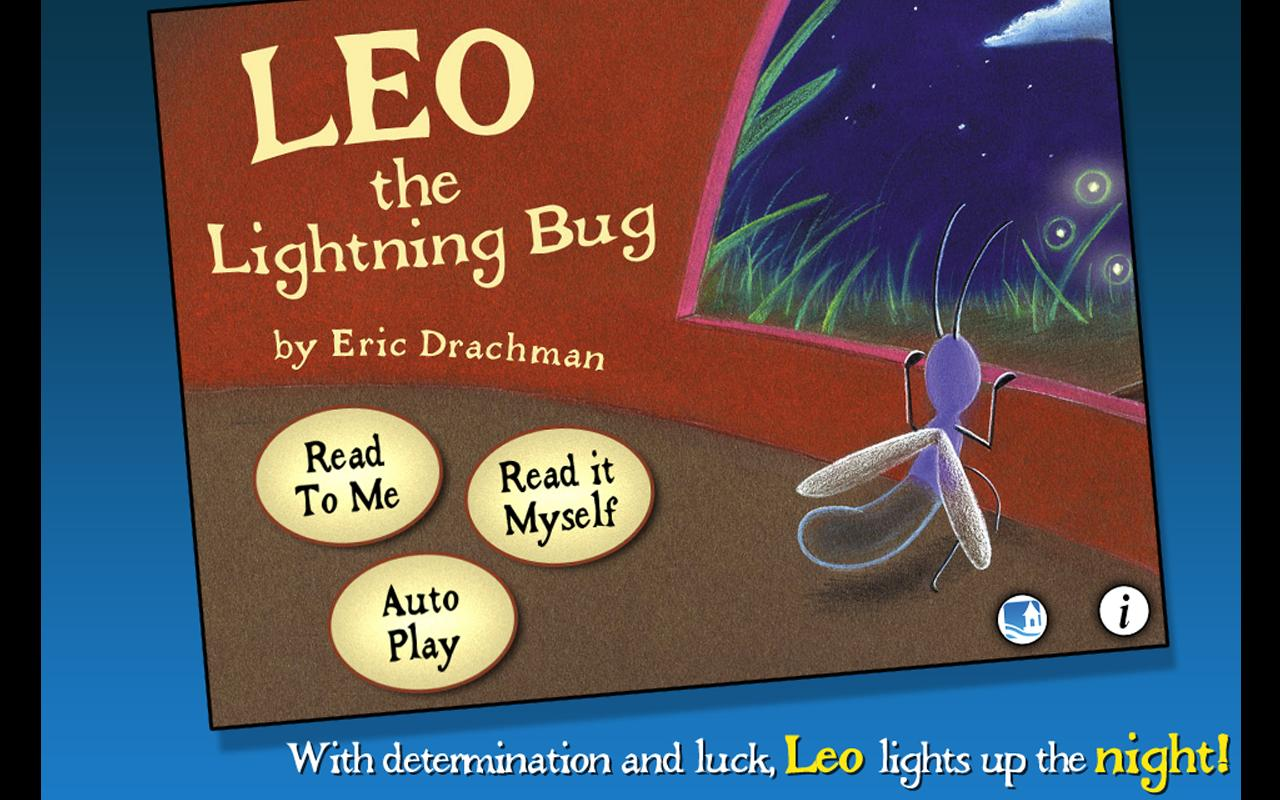 Leo the Lightning Bug - screenshot