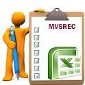 MVSR Attendance icon