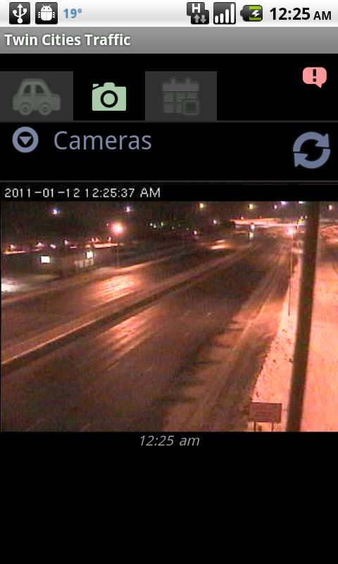 Twin Cities Traffic & Camera- screenshot