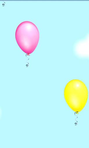 Balloon Sky Live Wallpaper