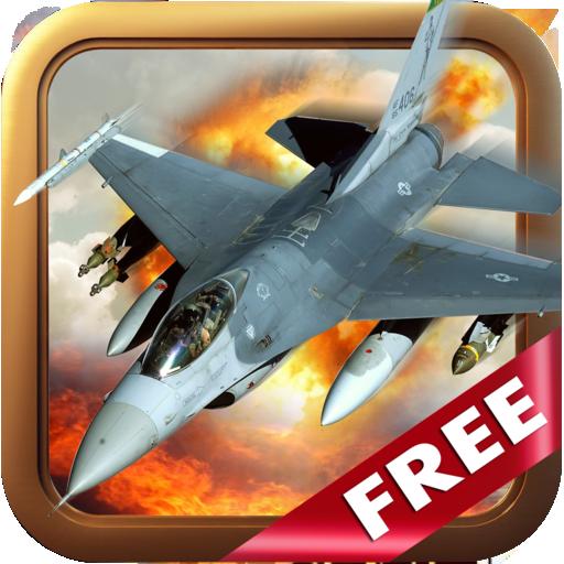 空氣 罷工 戰鬥機 3D 模擬 App LOGO-APP試玩