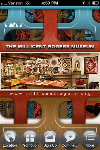 The Millicent Rogers Museum