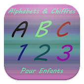 Alphabets Chiffres Pour Enfant