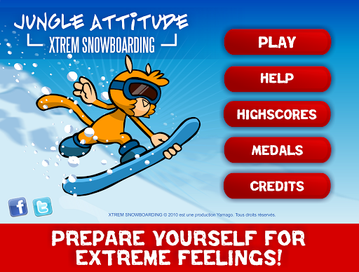 Xtrem Snowboarding