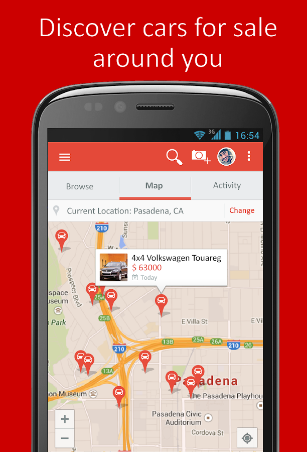 used cars for sale los angeles   android apps on google play