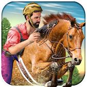 Mountain Horse Rider