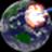 EarthDarts logo