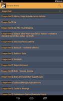 Screenshot of Anime Info
