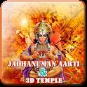 Jai Hanuman Aarti & 3D Temple icon