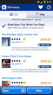 Hotel Deals - Booking.com - screenshot thumbnail