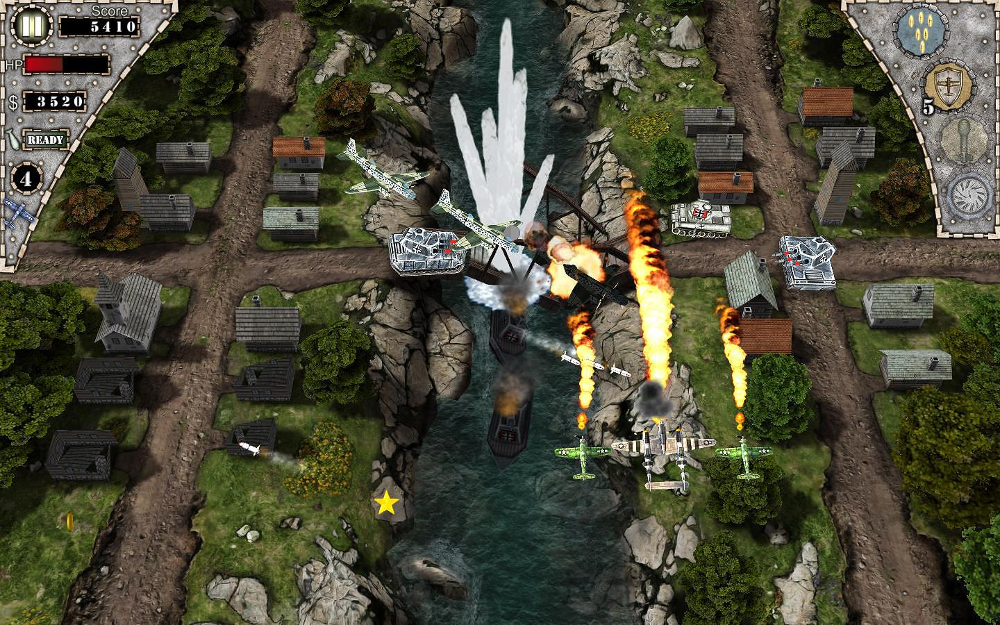 AirAttack HD- screenshot