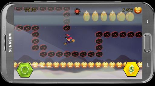 Halloween Witch Fun Game
