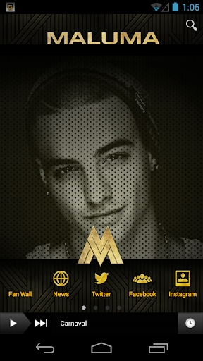 Maluma App Oficial.