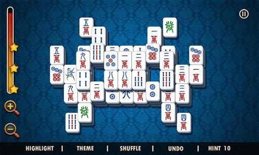 Игра Маджонг Пасьянс для планшетов на Android