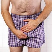 Painful urination in men