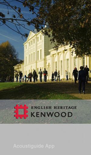 Kenwood House AD tour