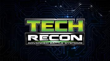 Screenshot of Tech Recon