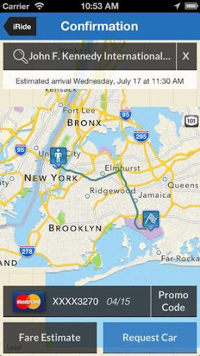 【免費交通運輸App】iRide Mobile-APP點子