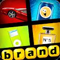 4 Pics 1 Brand icon