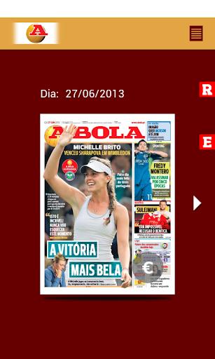 A BOLA – Edição Digital