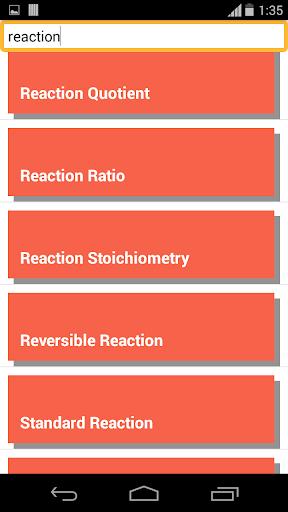 Complete Chemistry App 1.0.1 screenshots 5