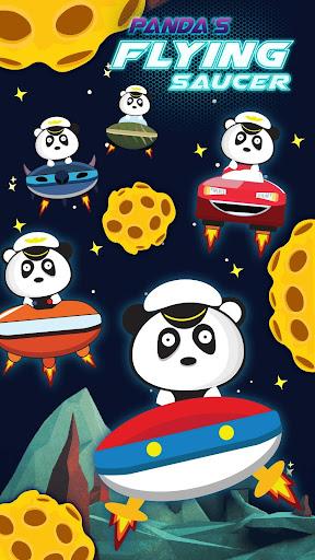 Panda's Flying Saucer