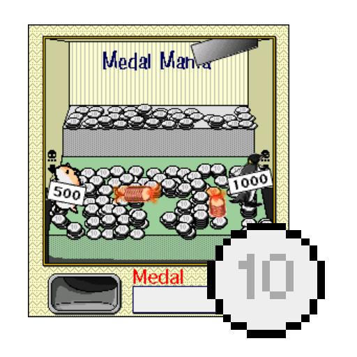 MedalMania Medal Game