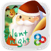 Silent Night GO Launcher Theme