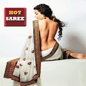 Hot Saree Actress