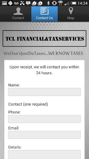 TCL Financial Tax
