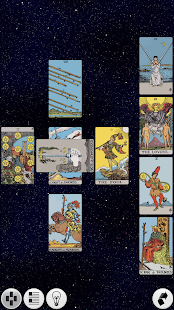 Galaxy Tarot Cards - screenshot thumbnail