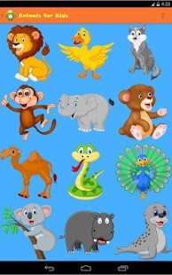 Animals for Kids- screenshot thumbnail