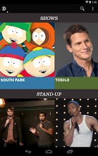 Comedy Central Screenshot 31