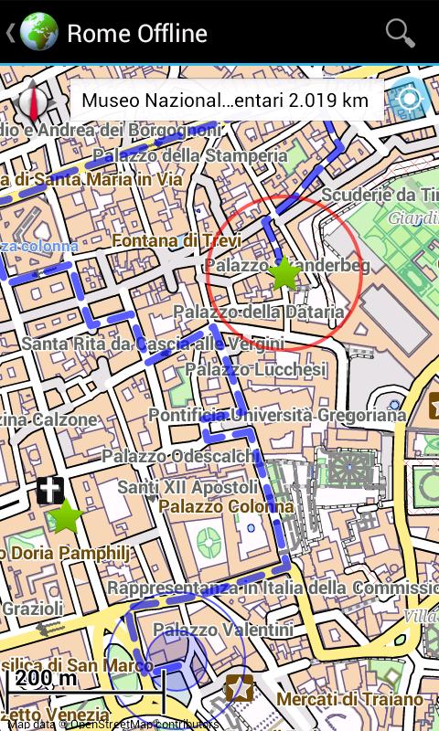 offline karte rom italien android apps auf google play. Black Bedroom Furniture Sets. Home Design Ideas
