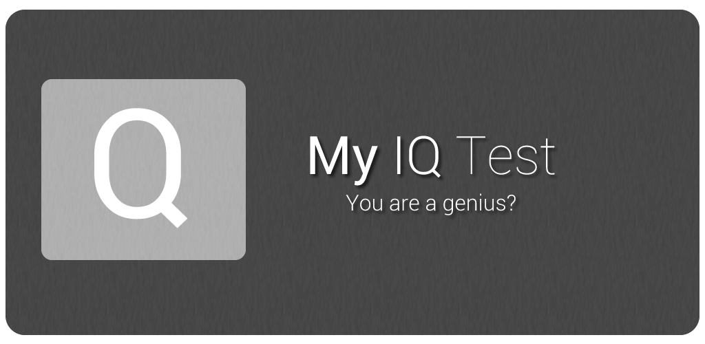 My IQ Test 2 0 1 Apk Download - br com pierry testeqi APK free