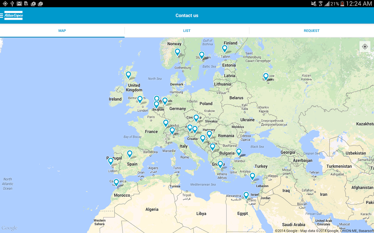 Atlas Copco Construction Android Apps On Google Play