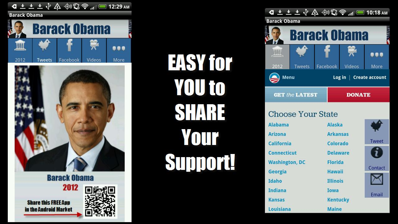 Barack Obama - screenshot