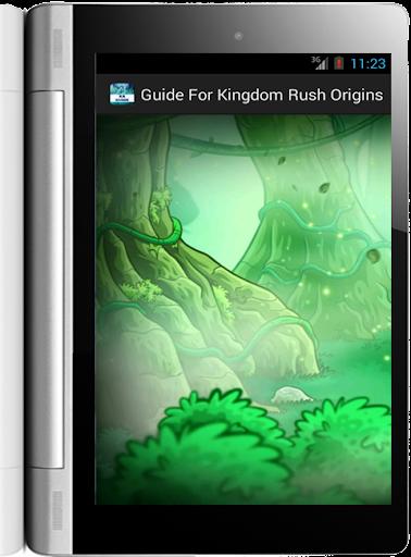 Guide For Kingdom Rush Origins