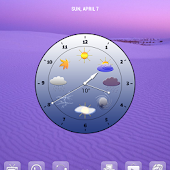 All Weather Clock UCCW Skin