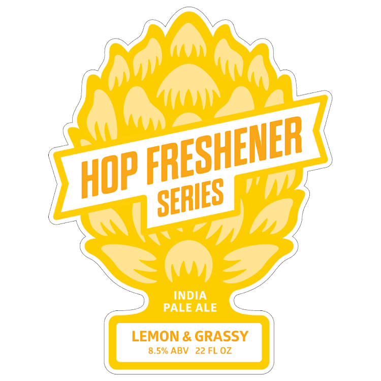 Logo of The Hop Concept Lemon & Grassy IPA