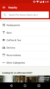 Yelp: Food, Shopping, Services- screenshot thumbnail