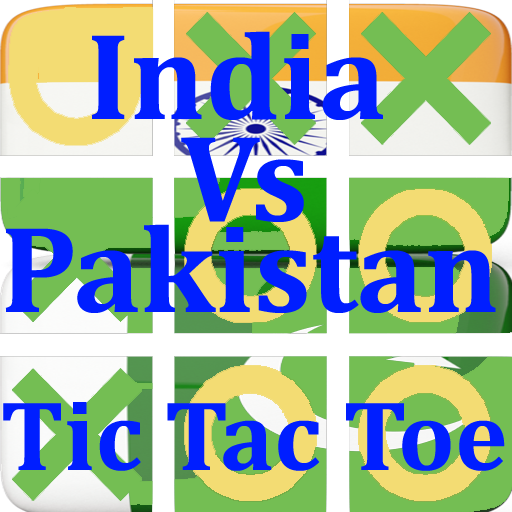 India Vs Pakistan Tic Tac Toe