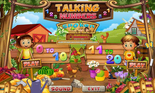 免費下載教育APP|Talking Numbers Learn 0 to 20 app開箱文|APP開箱王